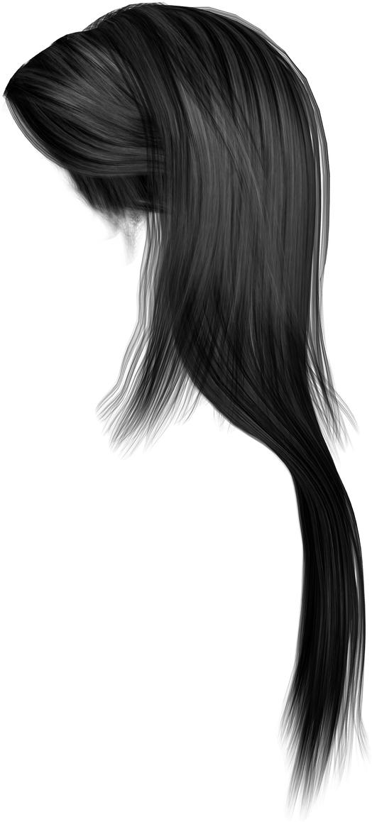 Hair PNG Transparent Image - Hair PNG