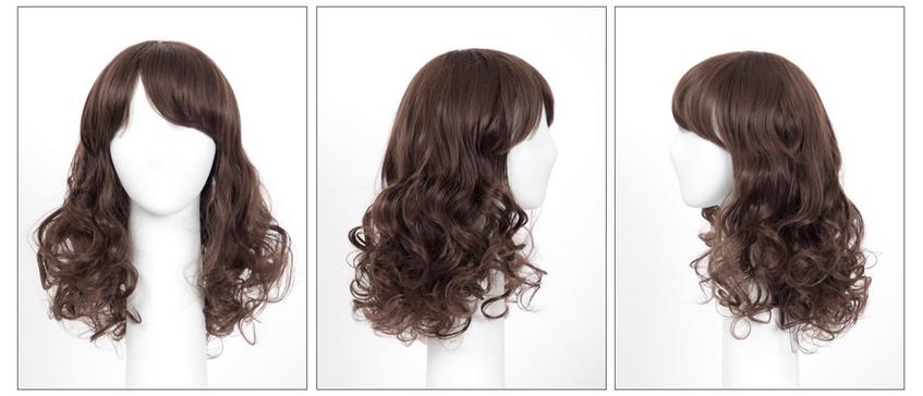 Hair Wig PNG - 53521