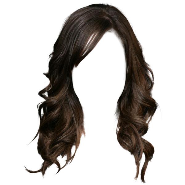 Hair Wig PNG