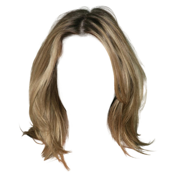 Hair Wig PNG - 53515