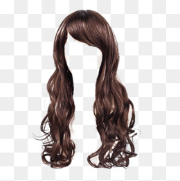 Long style wig, Big Wave, Silk, Product Kind PNG Image - Hair Wig PNG