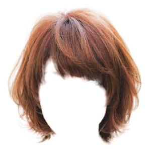 Hair Wig PNG - 53527