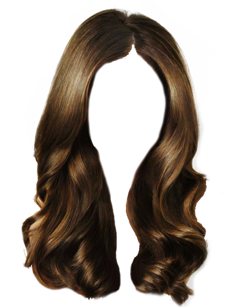 Women Hair PNG Image - Hair Wig PNG