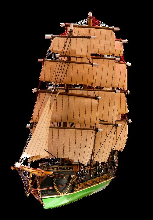 Hajó, Vitorla, Vitorlás Hajó, Vitorlás, Történelmileg - Hajo PNG
