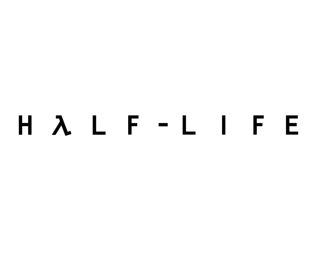 Half-Life logo.png - Half Life PNG