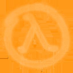 Half-Life Wiki Logo.png - Half Life PNG