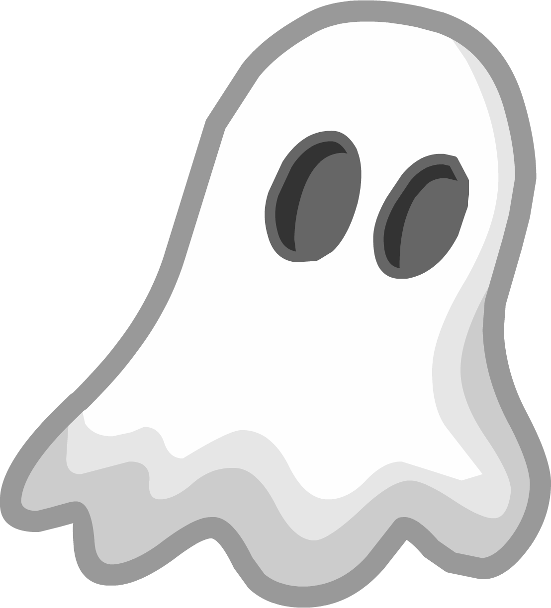 Halloween 2013 Emoticons Ghost.png - Ghost PNG