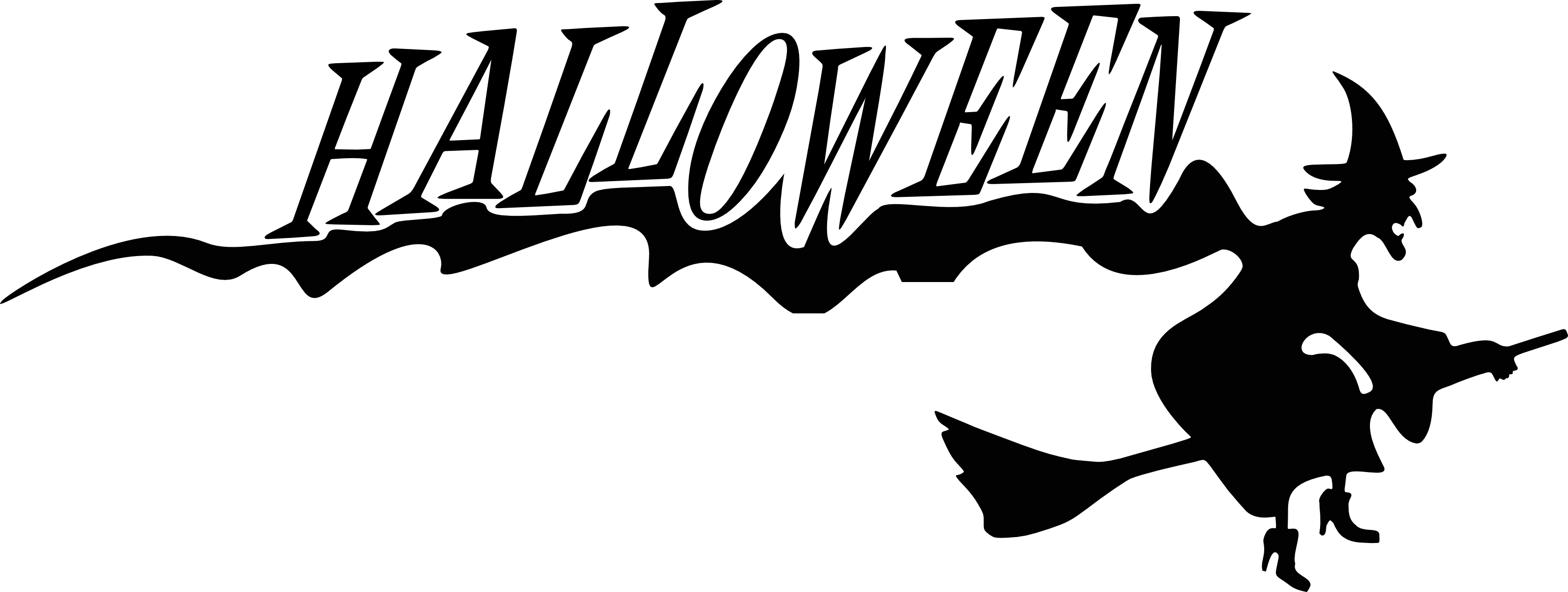 Happy Halloween Text PNG Mart - Halloween HD PNG