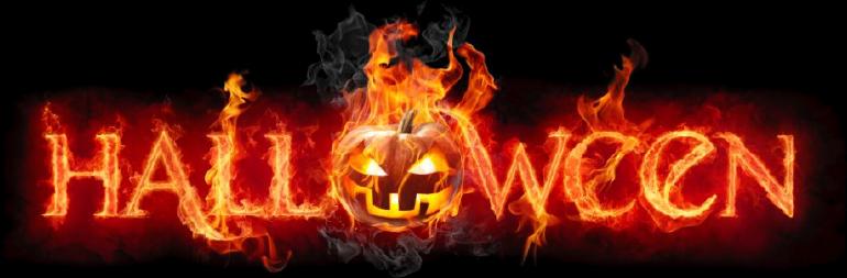. PlusPng.com Happy Halloween Logo Png (15) PlusPng.com  - Halloween PNG
