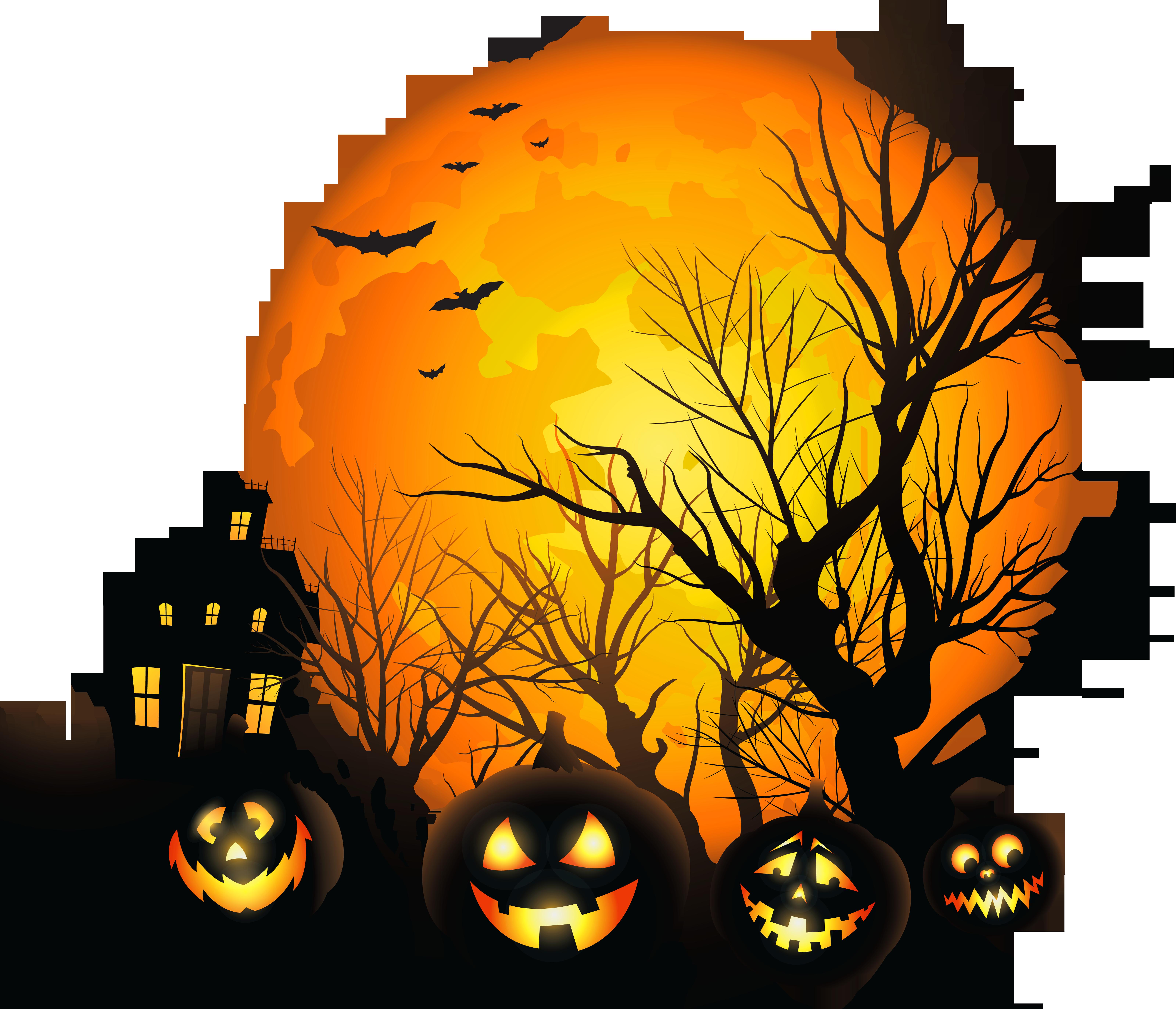Halloween PNG - 12389
