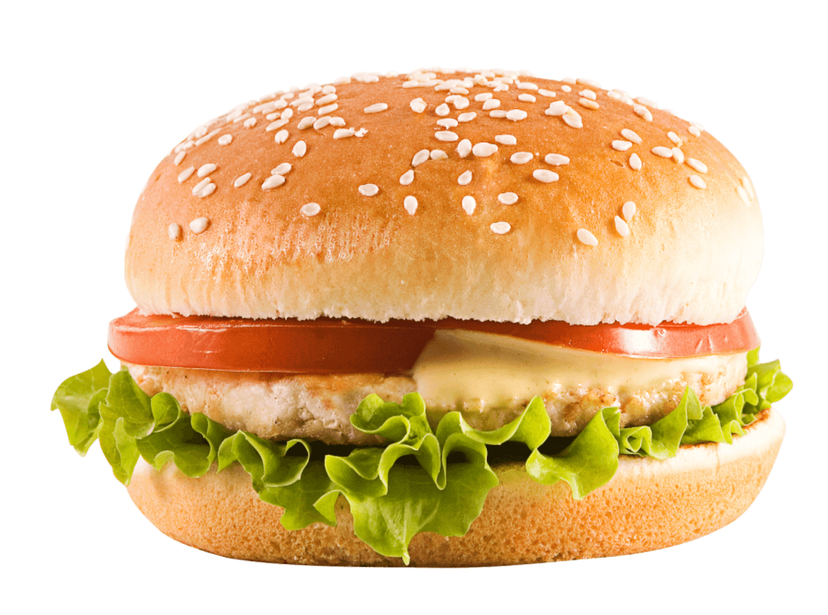 Burger Sandwich PNG