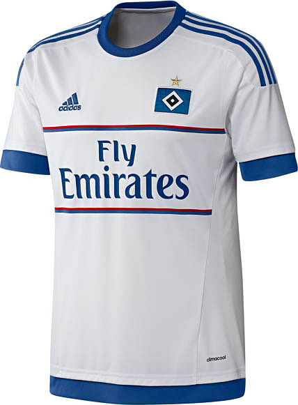 The new Hamburger SV 15-16 Away Shirt is light blue, while the upper half  and sleeves are of a darker shade of blue. The two different blue color  areas PlusPng.com  - Hamburger Sv PNG