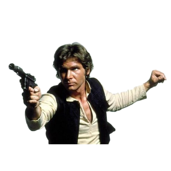 Han Solo PNG - 52939