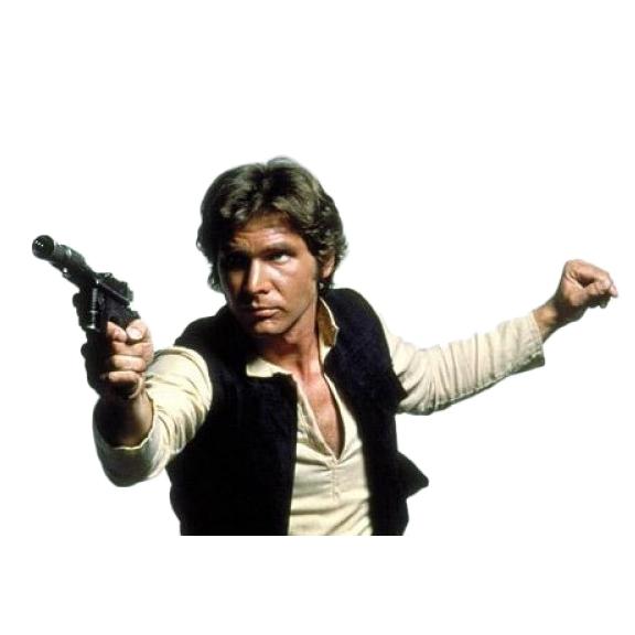 Han Solo PNG-PlusPNG.com-576 - Han Solo PNG
