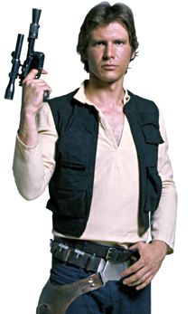 Archivo:WIKI HAN SOLO.png - Han Solo PNG