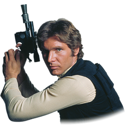 Format: PNG - Han Solo PNG
