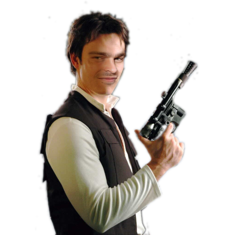 Han Solo PNG - 52935