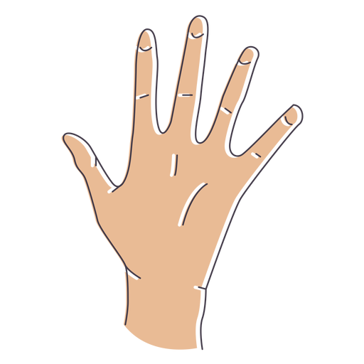 Fingers PNG - 5351
