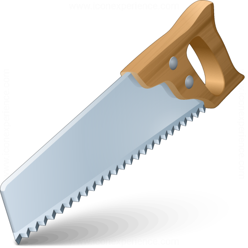 Handsaw Icon Hand Saw Png - Hand Saw PNG