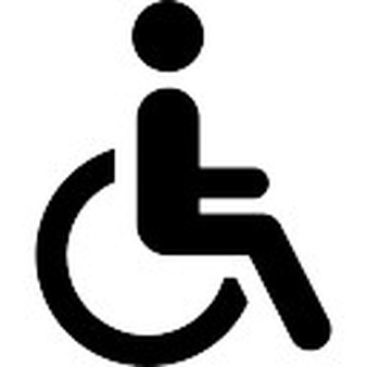 Disabled - Handicapped PNG HD