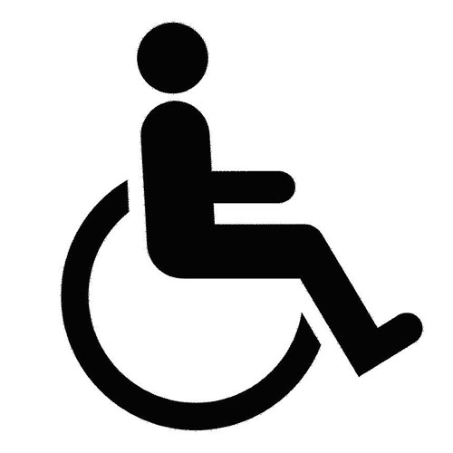 Format: PNG - Handicapped PNG HD