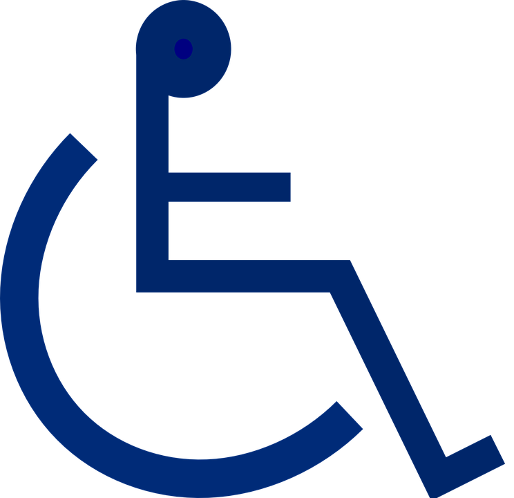 Wheelchair, Handicapped, Disabled, Parking, Signs - Handicapped PNG HD