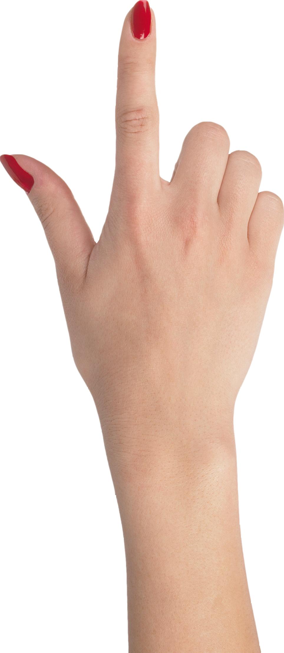 Hands - Fingers PNG