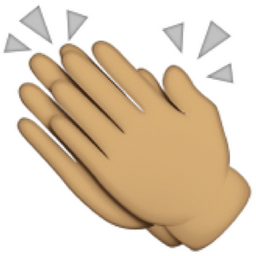 Hands Clapping PNG HD - 126616