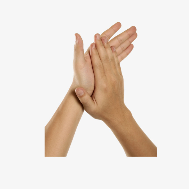Gesture clapping their hands, Gesture, Hand, Palm Free PNG Image - Hands Clapping PNG HD