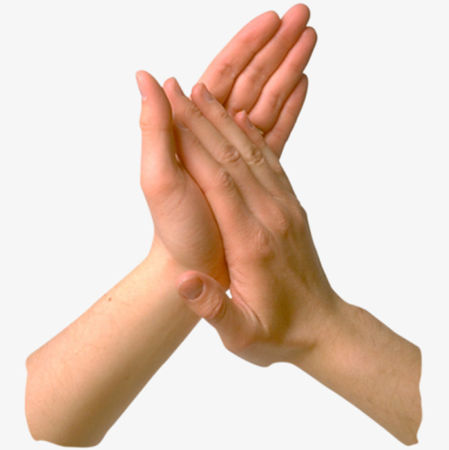 Hands Clapping PNG HD - 126604