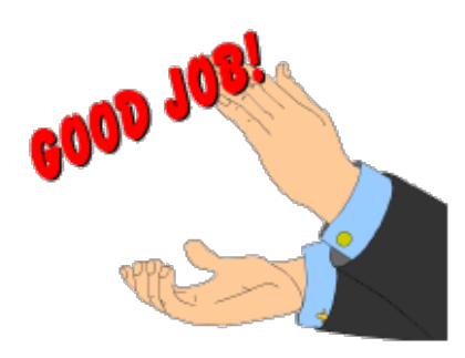 Good job - clapping hands 2 - Hands Clapping PNG HD