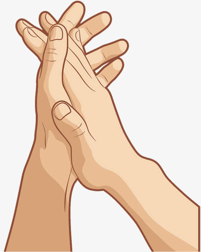Hands Clapping PNG HD - 126606