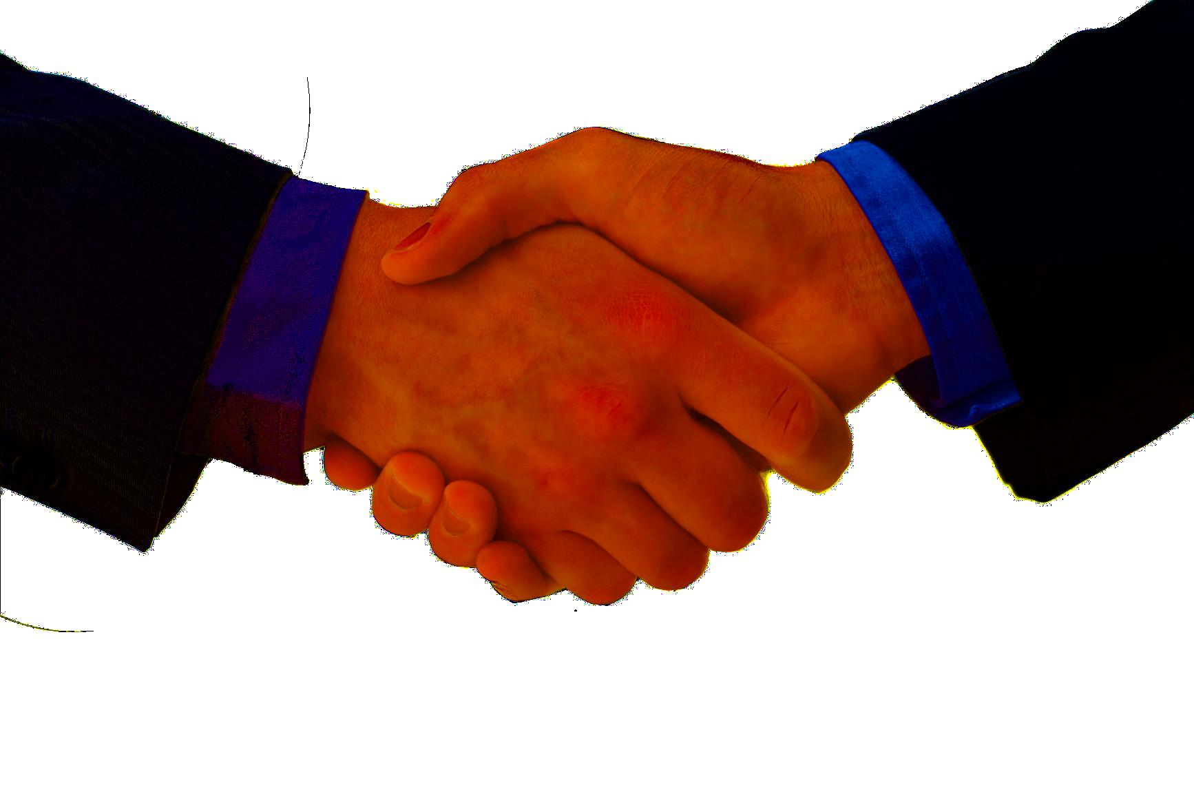 Handshake PNG HD - 129423