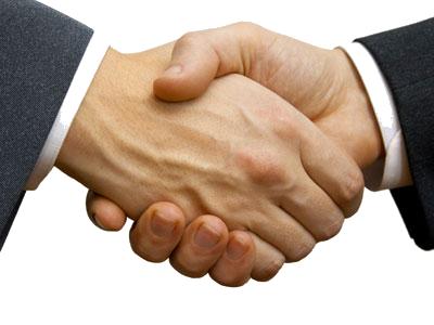 Handshake PNG HD - 129427