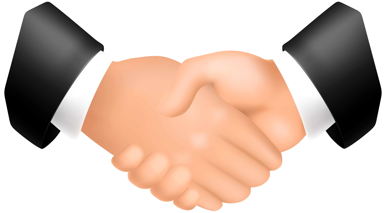 Handshake Cliparts #129699 - Handshake PNG HD
