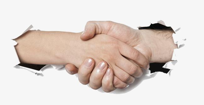Handshake PNG HD - 129421