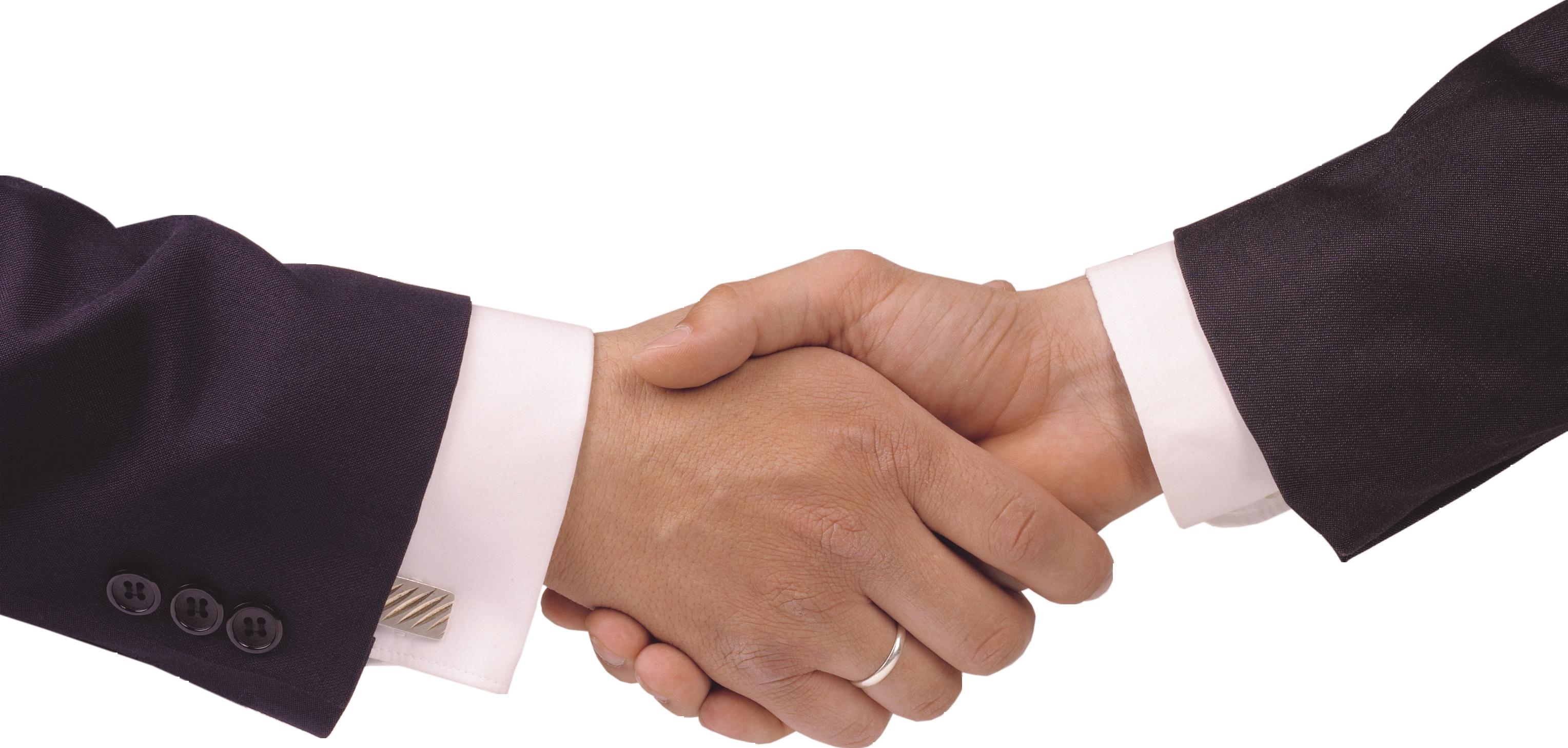 Handshake PNG HD