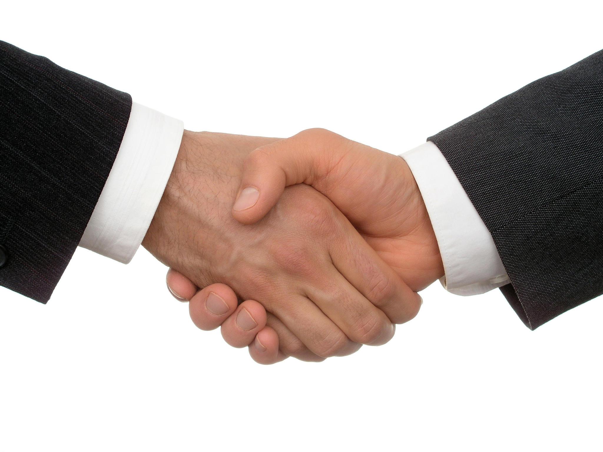Handshake PNG HD - 129432