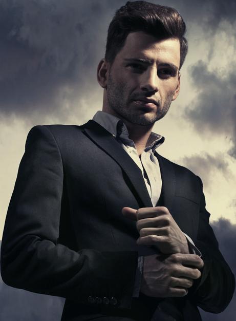 Start Your Portfolio - Handsome Guy PNG