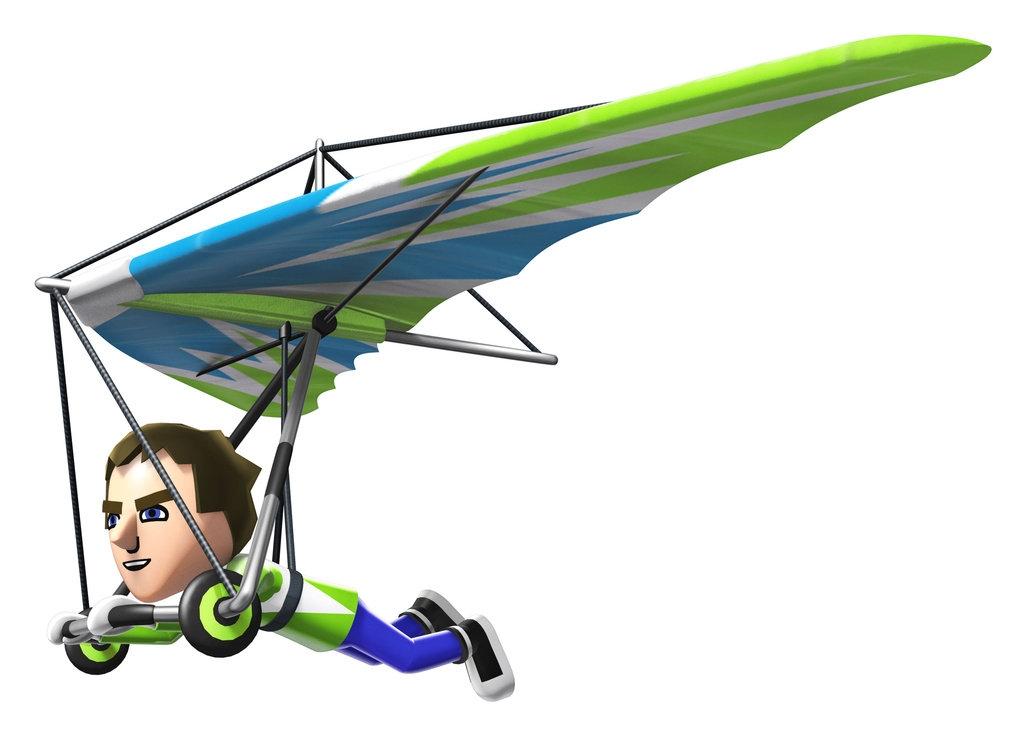Hang Gliding PNG-PlusPNG.com-1024 - Hang Gliding PNG