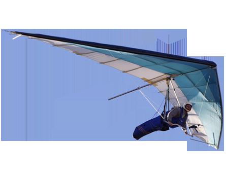 hang glider - Hang Gliding PNG