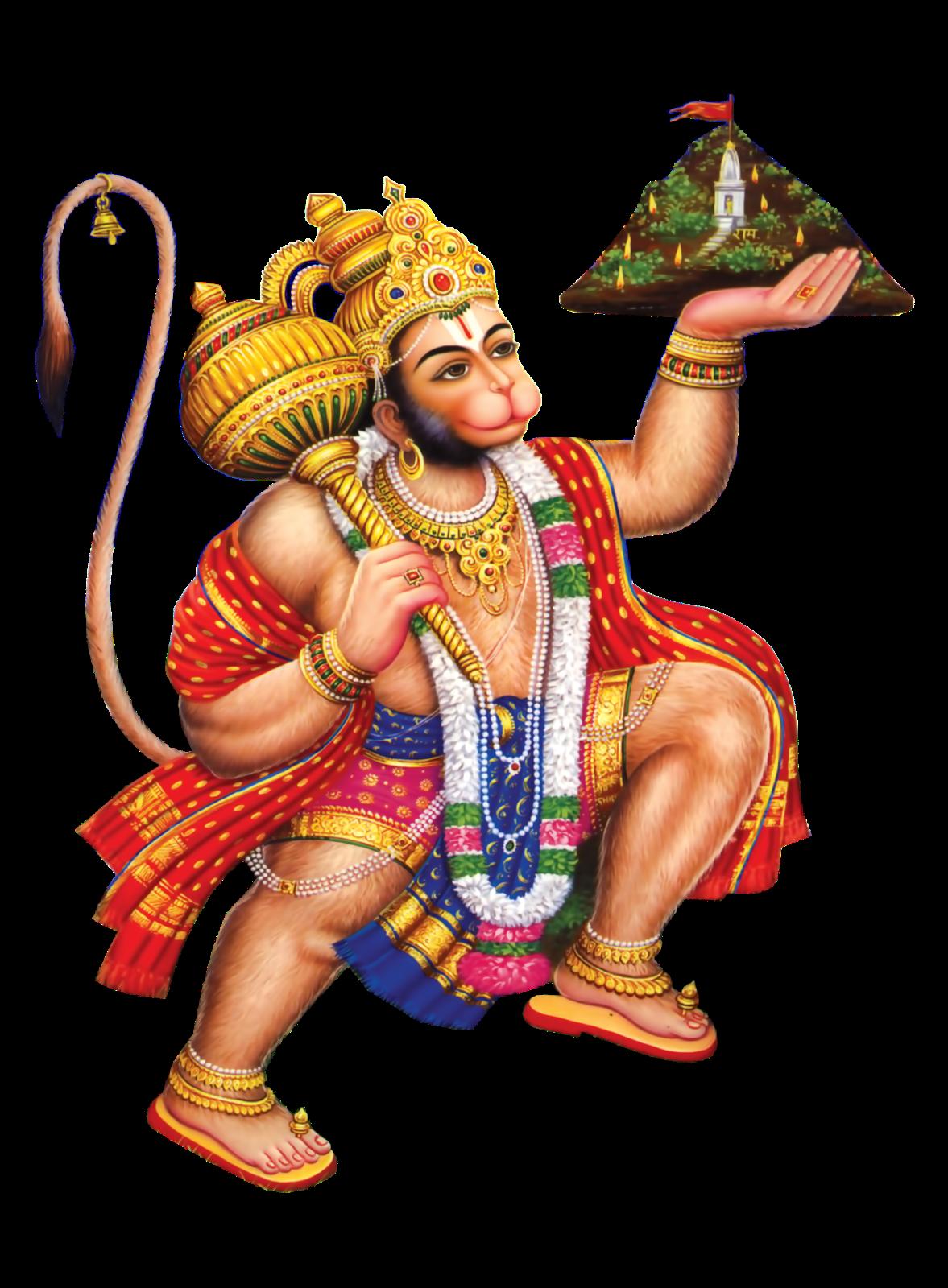 Hanuman HD PNG