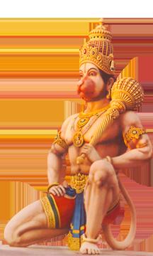 Hanuman PNG-PlusPNG.com-216 - Hanuman PNG