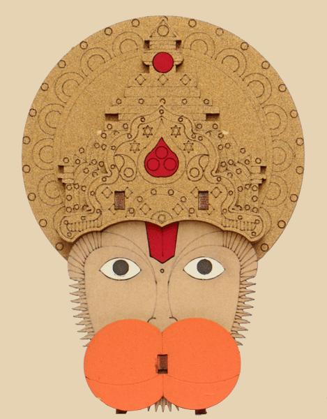 Hanuman PNG - 19354
