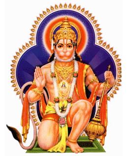 Hanuman PNG - 19353