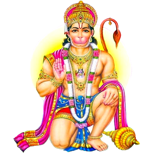Hanuman PNG - 19336