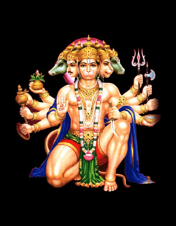 Hanuman PNG - 19340