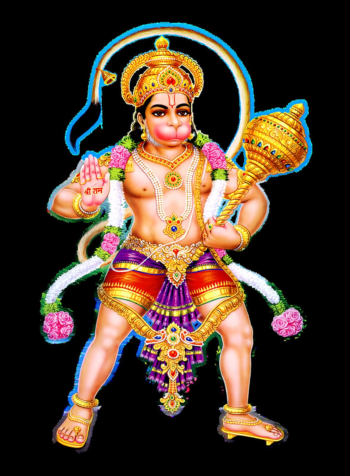 Hanuman PNG - 19339