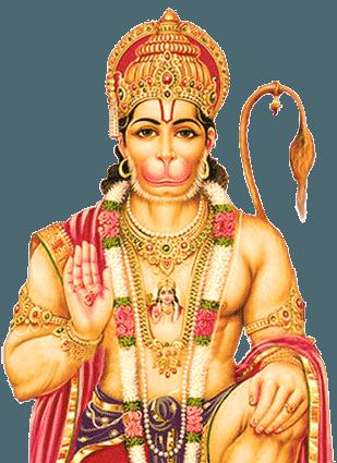 Hanuman PNG - 19345