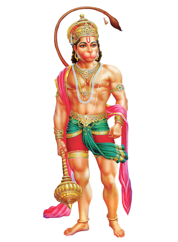 Hanuman Transparent Background - Hanuman PNG
